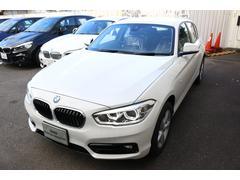 BMW118d スポーツ 全国2年無償保証