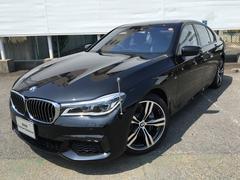 BMW740i Mスポーツ モカレザー サンルーフ