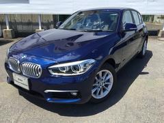 BMW118d スタイル パーキングサポートP ACC
