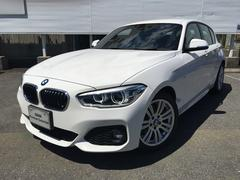 BMW118i Mスポーツ コンフォートP パーキングサポートP