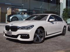 BMW750Li Mスポーツ1オーナーリアエンターレーザーライト