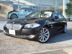 BMWアクティブハイブリッド5コンフォートPKGオイスター革SR