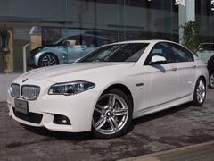 BMWアクティブハイブリッド5Mスポーツ直6TBコンフォートPKG