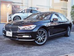 BMW750LiセレブEDインディビ全国70台リモートパーキング