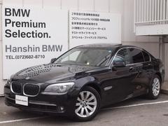 BMW740i コンフォートプラスPKGサンルーフ黒革HDDナビ