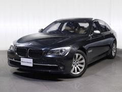 BMW740iコンフォートPKG&プラスPKG茶革SR純HDDナビ