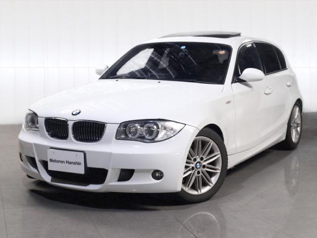 BMW 1シリーズ 130i Mスポーツ6速MT黒革サンルーフHD...