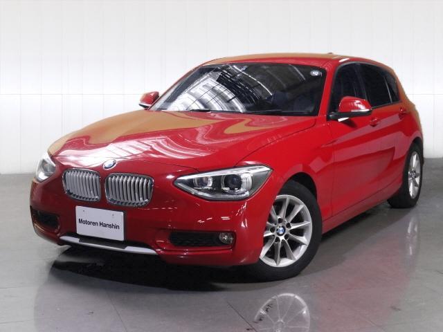 BMW 1シリーズ 116iスタイル 純正HDDナビ地デジキセノン...