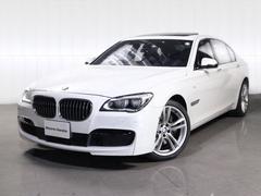 BMW750LiロングボディSR1オーナーベンチレーションACC