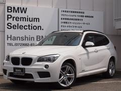 BMW X1sDrive18iMスポーツHDDナビBカメPDC1オーナー