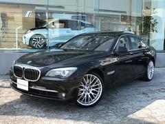 BMW750iSRイノベーションPKGコンフォートOP21AW