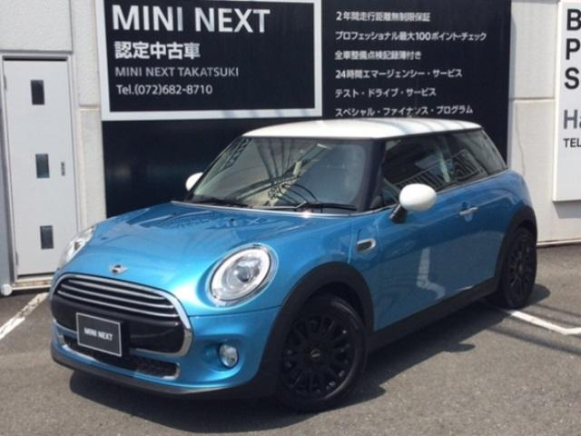 MINI(ミニ) クーパーD 中古車画像