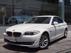 BMW523i ハイラインパッケージブラックレザーHDDナビDTV
