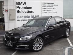BMW760Li認定保証V12エンジンワンオーナー後席モニター