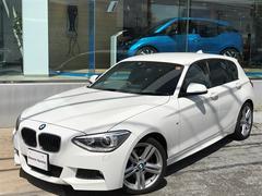 BMW116i Mスポーツワンオーナー車クルコンBカメラPDC