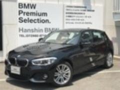 BMW118dMスポーツLEDヘッド純正AW純正HDDナビBカメラ