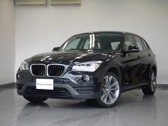 BMW X1sDrive 18iスポーツ認定保証キセノンワンオーナーナビ