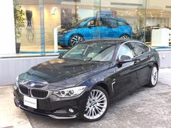 BMW435iグランクーペ ラグジュアリー直6ターボACCレザー