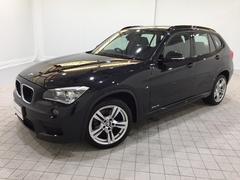 BMW X1sDrive18iMスポーツ純正HDDナビPサポワンオーナー