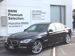 BMW750i認定保証V8ターボSR1オーナーACCLEDヘッド