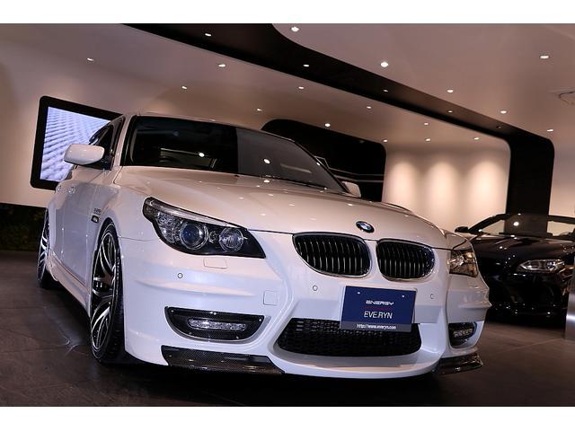 BMW 5シリーズ 525i最終モデル エナジーコンプリートカーE...