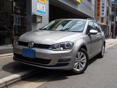 VW ゴルフヴァリアントTSIコンフォートラインブルーモーションテクノロジーSタイヤ