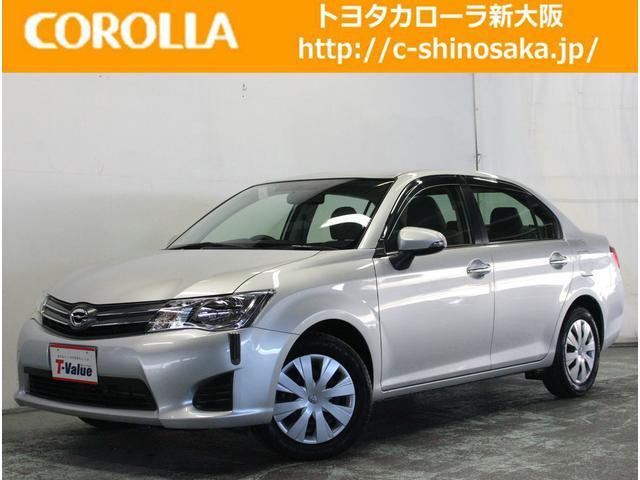 トヨタ 1.5G ワンセグメモリーナビ バックカメラ ワンオーナー