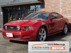 フォード マスタングV8 GT プレミアム 2013yモデル 2DINナビ地デジ