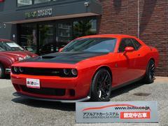 ダッジ チャレンジャーSRT8 Hellcat 新車並行 ワンオーナー ナビ地デジ