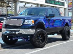 フォード F−150XLTスーパクルーキャブ 実走行AutoCheck済み