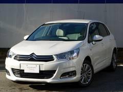 シトロエン C4エクスクルーシブ 新車保証 デモカーアップ 整備費用込