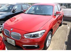 BMW118i スタイル 弊社展示車輛 全国2年無料保証