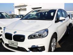 BMW218dグランツアラー 全国2年無償保証