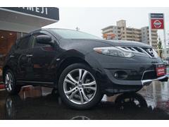 ムラーノ350XV FOUR 4WD BOSE 本革 クルコン