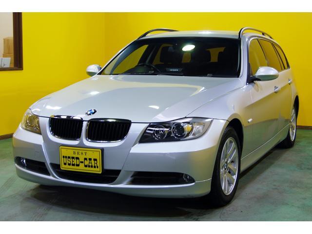 BMW 3シリーズ 320iツーリング 記録簿 HDDナビ キセノ...
