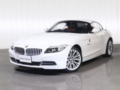 BMW Z4sDrive23i ハイライン18AW地TV赤革HDDHID