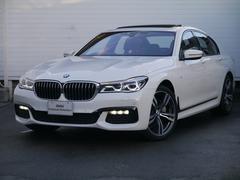BMW740i Mスポーツハーマンカードンレーザーライトサンルーフ