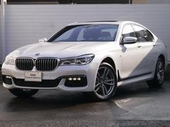 BMW740i MスポーツSRレーザーライトモカレザーDアシスト