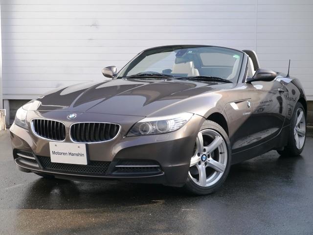 BMW Z4 sDrive23iデザインピュアホワイト白革HDDナ...