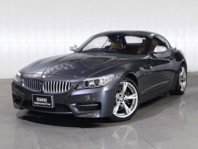 BMW Z4 sDrive35isオーバーブースト340馬力茶革H...