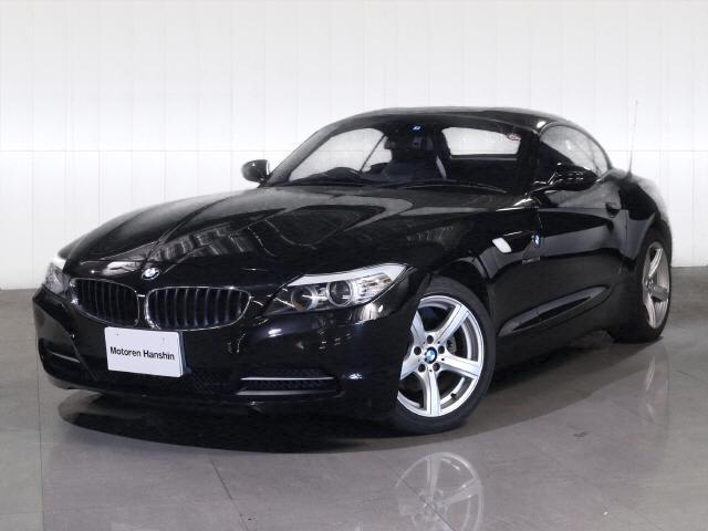 BMW Z4 sDrive23ハイライン黒革PシートHDD地デジT...