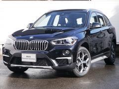 BMW X1xDrive20ixラインHDDナビコンフォートPKG4WD