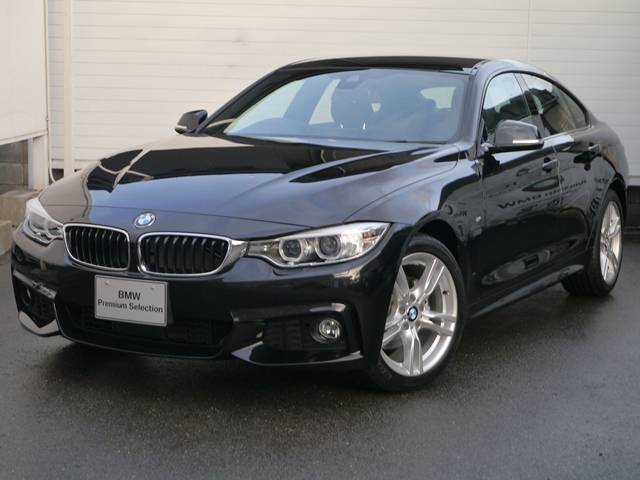4シリーズグランクーペ(BMW)420iグランクーペ Mスポーツ 中古車画像