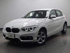 BMW118d スポーツHDDナビLEDライトパーキングサポート