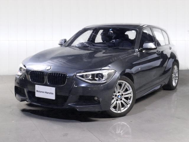 BMW 1シリーズ 116iMスポーツ HDD新型iドライブプラス...
