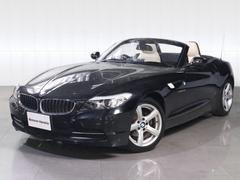 BMW Z4sDrive20iハイライン後期4気筒ベージュ革HDDナビ