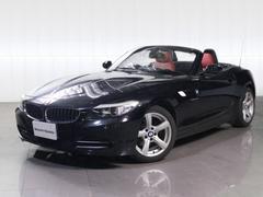 BMW Z4sDrive23iハイライン1オーナ赤レザーHDDナビ地TV