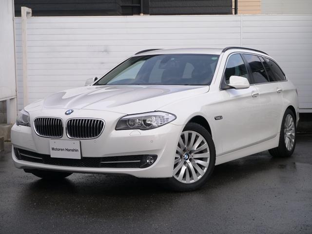 BMW 5シリーズ 523iツーリングハイラインパッケージ直6エン...