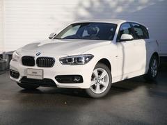BMW118d スポーツLEDライトPサポートDアシストクルコン