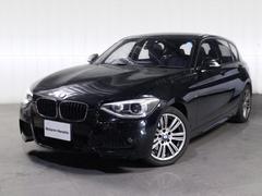 BMW120i Mスポーツ170馬力新型iドライブPサポ1オーナー
